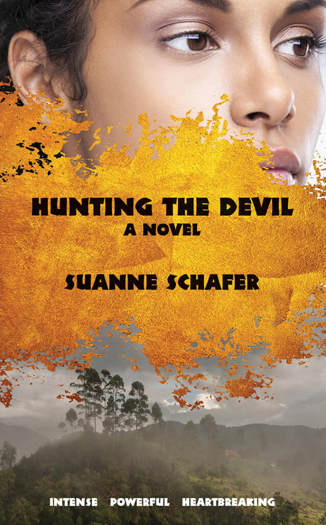 Hunting the Devil by Suanne Schafer