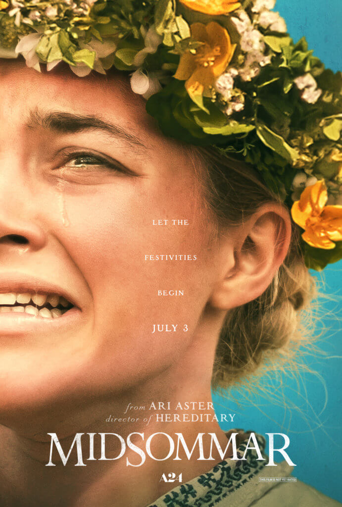 Midsommar Official Movie Poster